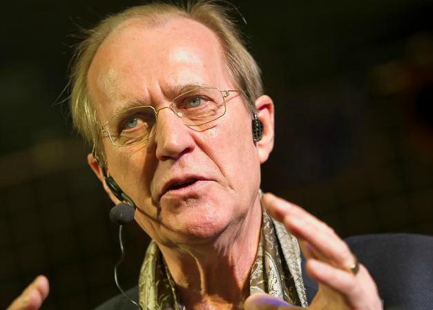 Koncertrejsens gæst Frans Rasmussen
