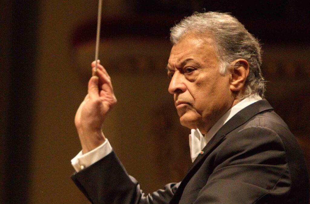 Koncertrejsen, Verdis Requiem med Zubin Metha i Berliner Philharmonien