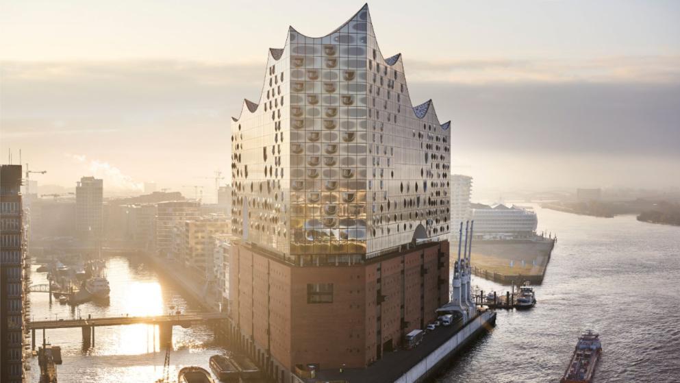 Rejser med Koncertrejsen; Elbphilharmonien, koncert med Jordi Savall