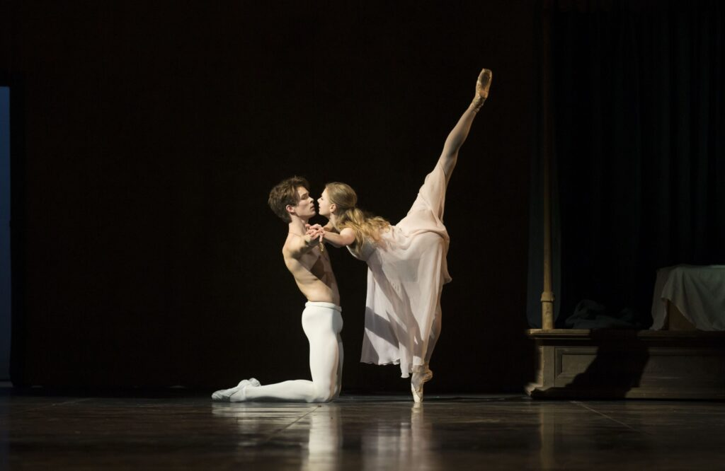 Romeo og Julie med Koncertrejsen på Det kgl Teater