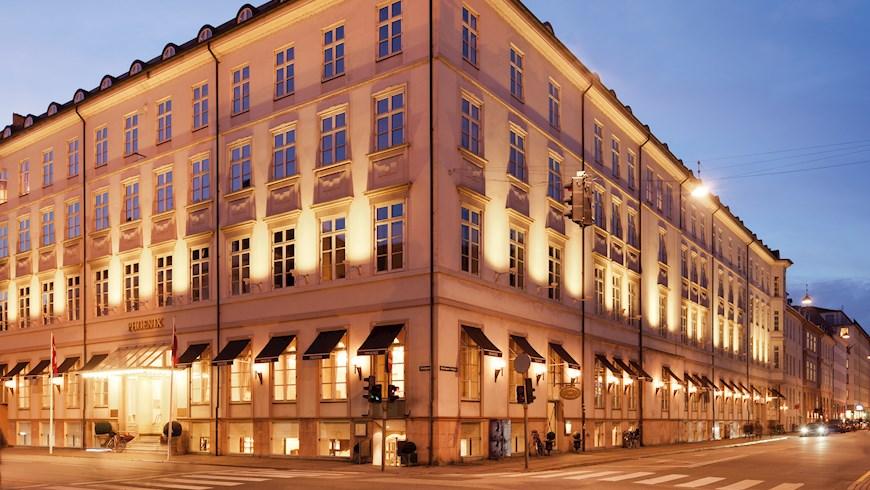 Hotel Phoenix, Købengavn