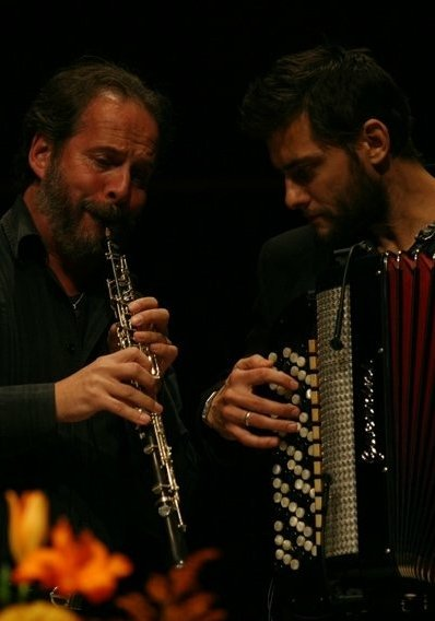 Koncertrejsens sensommerkoncert med Singh og Goldschmidt