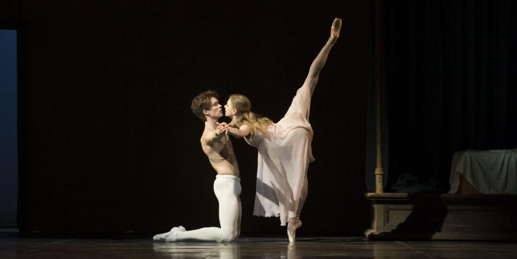 Romeo og Julie på Det kgl. Teater