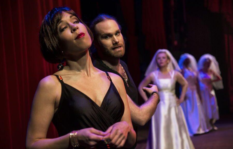 Koncertrejsen til Maskarade i Operaen på Holmen