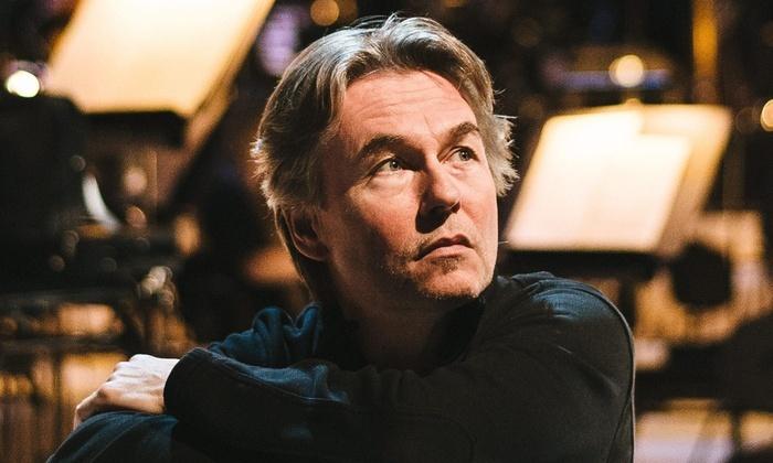 Koncertrejsen møde Eso-Pekka Saonen