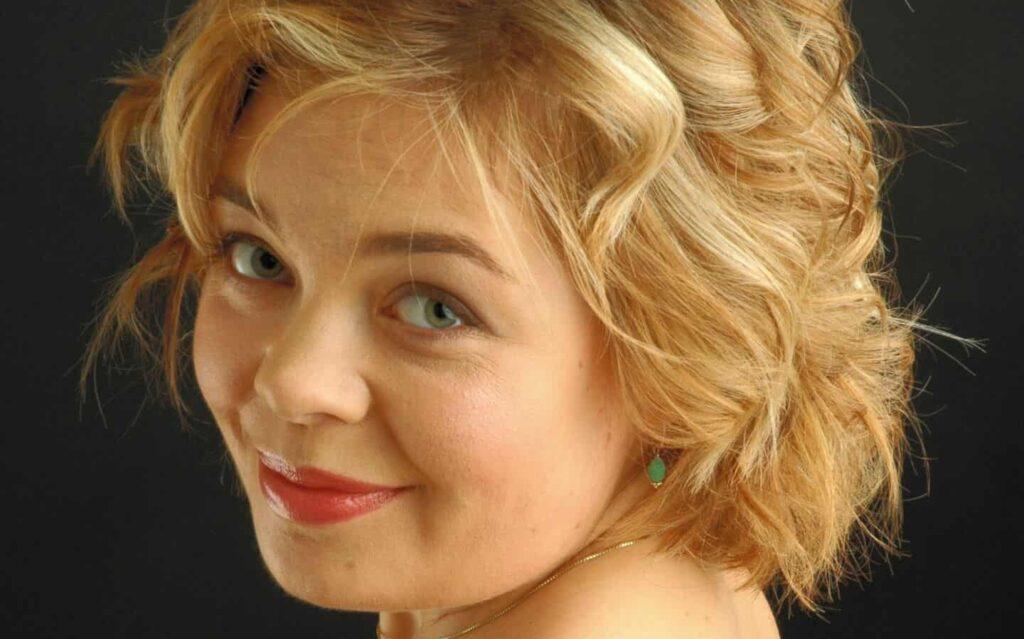 Koncertrejsens gæst, operasanger Ingeborg Børch